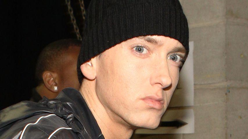 Ist der Rapper pleite? Eminem verkauft Steine für 300 Dollar