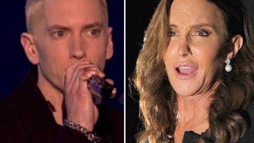 Fiese Reime! Eminems Rap disst Caitlyn Jenner
