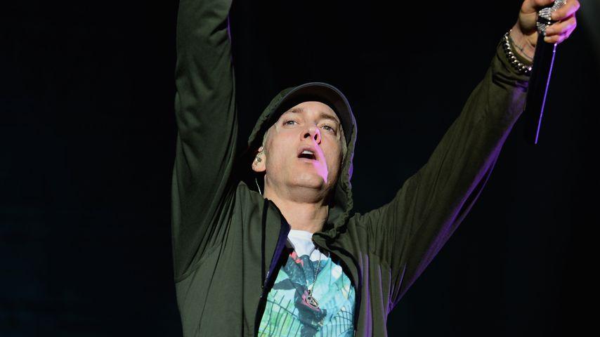 Eminem im August 2014