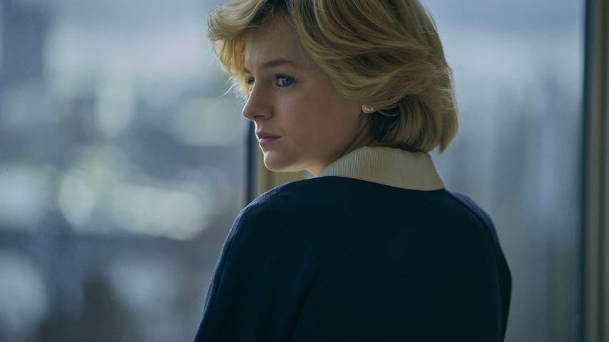 Ex-Butler sicher: Emma Corrin ist perfekte Prinzessin Diana