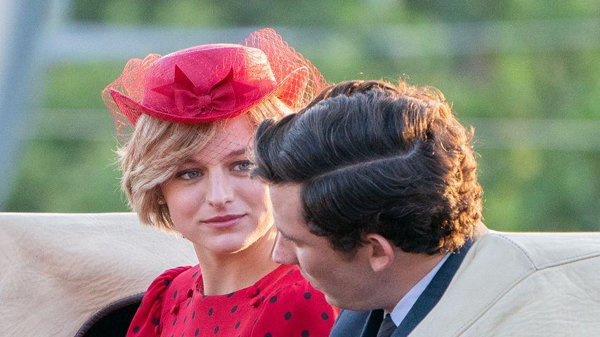 """Erste Bilder: So sehen Diana und Charles in """"The Crown"""" aus"""