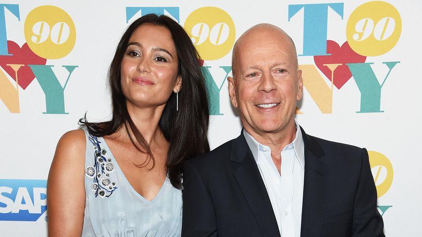 Ehefrau Emma plaudert: Bruce Willis ist kein harter Kerl!