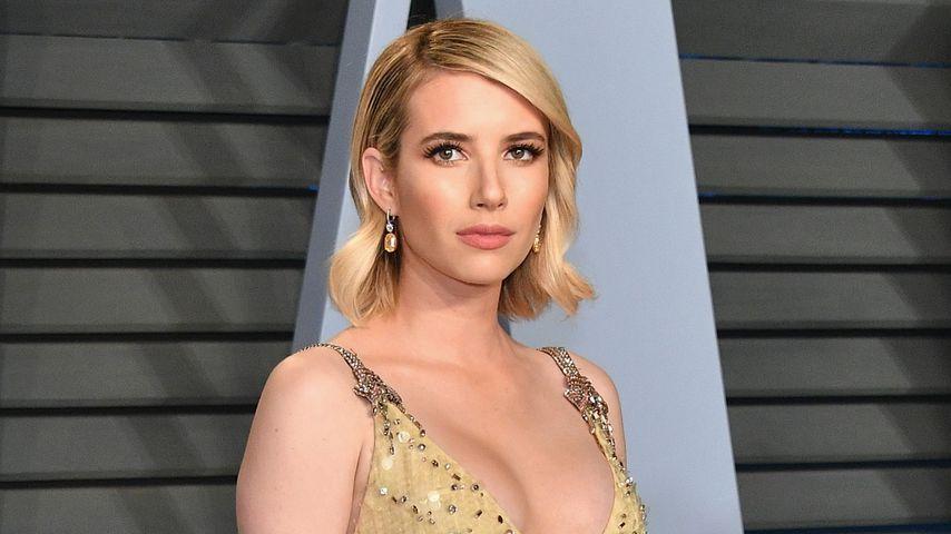 Emma Roberts auf der Oscar-Party von Vanity Fair 2018