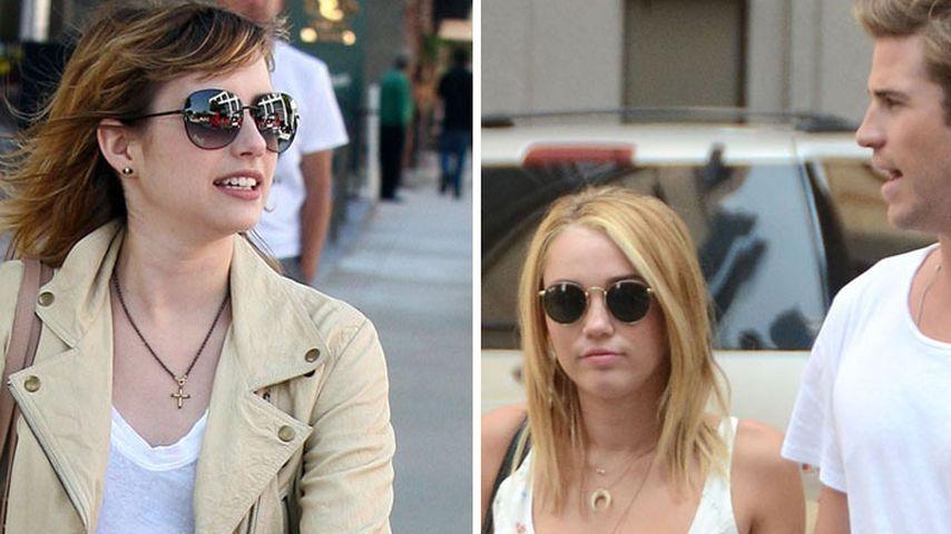 Will Emma Roberts sich Liam Hemsworth krallen?
