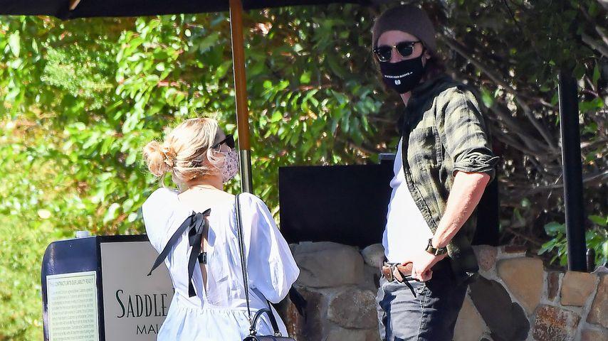 Emma Roberts in entzückendem Schwangerschaftslook gesichtet!