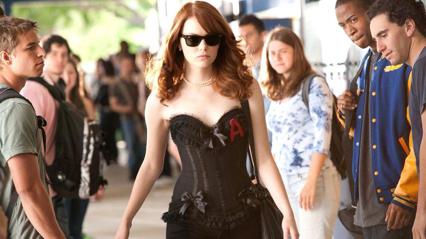 Karrierestart als Schul-Luder: So wurde Emma Stone berühmt!