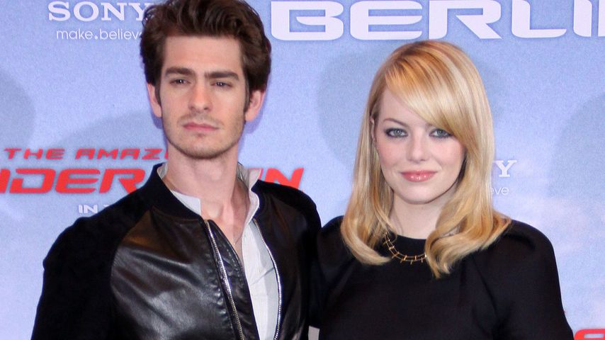 Emma Stone & Andrew Garfield: Heiraten sie bald?