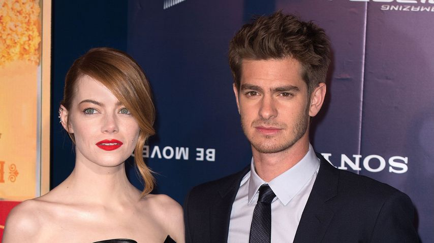 One-Night-Stand! Andrew Garfield betrog Emma Stone