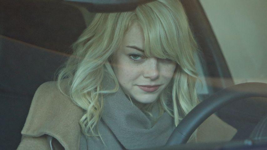 Emma Stone: Auch ungeschminkt beneidenswert schön!