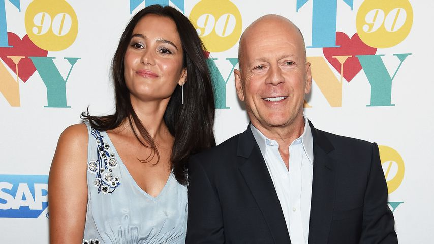 Emma Heming Willis und Bruce Willis