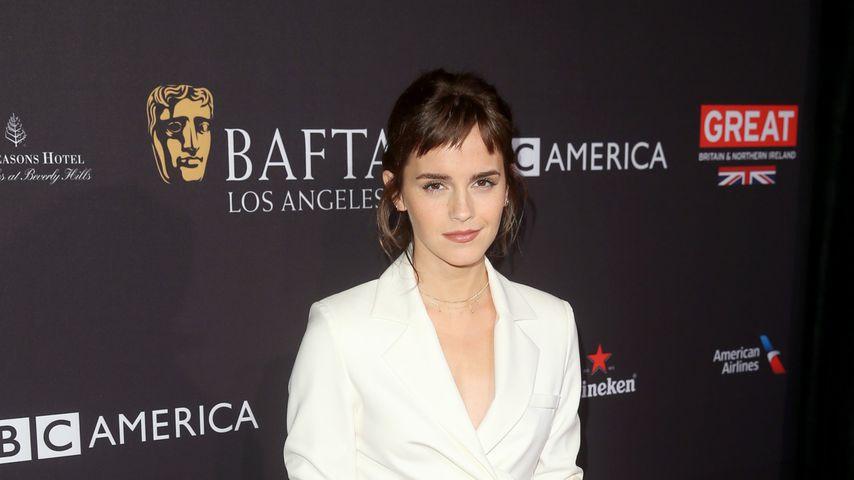 Schauspielerin Emma Watson in Los Angeles