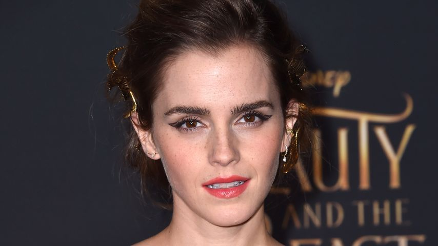 """Emma Watson bei der """"Die Schöne und das Biest""""-Premiere"""