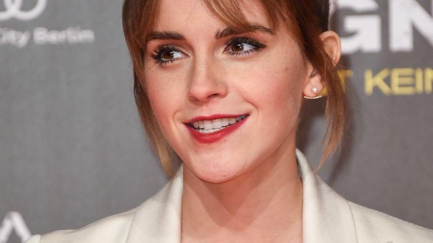Frisch verliebt: Datet Emma Watson ein Computer-Genie?