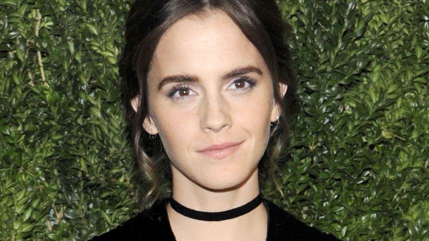 """Engagierte Emma Watson: """"Ich bin keine Feminismus-Expertin"""""""