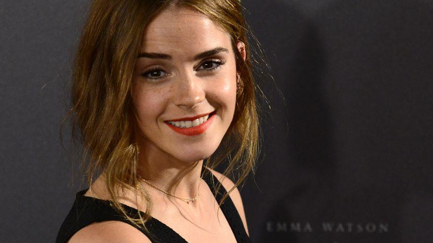 Distanz, bitte! Oxford schützt Emma Watson vor Mit-Studenten