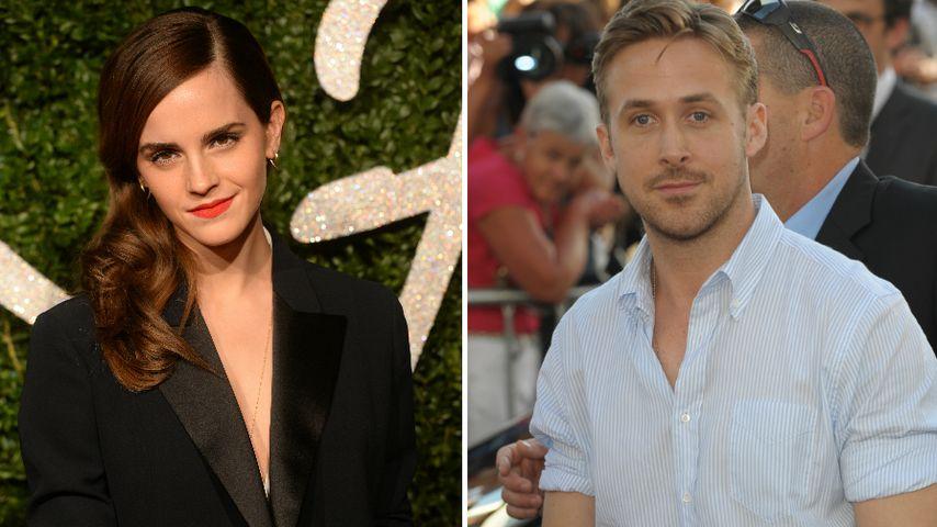 Neues Traumpaar? Emma Watson und Ryan Gosling
