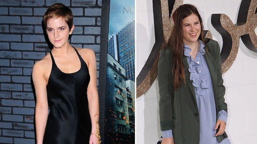 Emma Watson: Mädels-WG mit Scout Willis