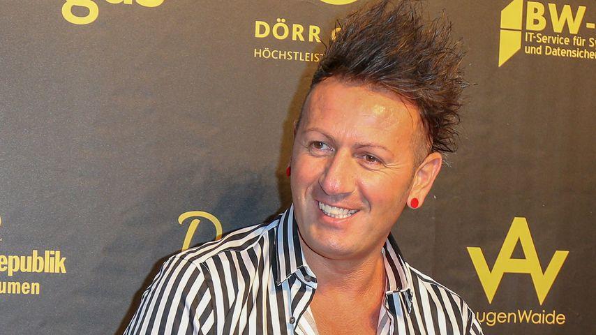 Ennesto Monté in der PIXX Lounge in Frankfurt