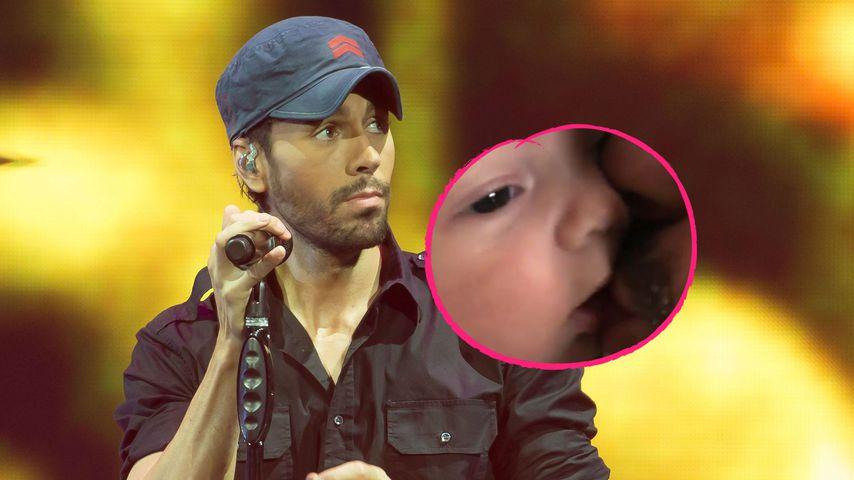 1000 Küsse & noch mehr: Enrique Iglesias hat das Baby-Fieber