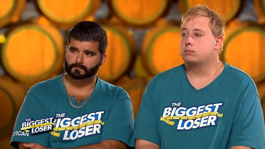 "Ercan und Jens, Kandidaten bei ""The Biggest Loser"" 2019"