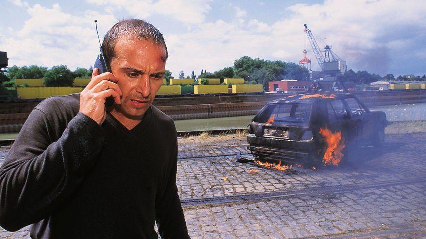 "Erdogan Atalay in einer ""Alarm für Cobra 11""-Szene"