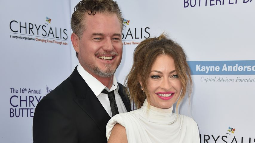 Eric Dane und Rebecca Gayheart im Juni 2017
