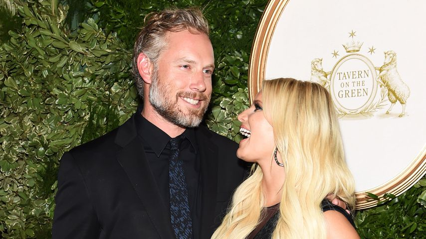 Sunshine! Jessica Simpsons Family ganz strahlend
