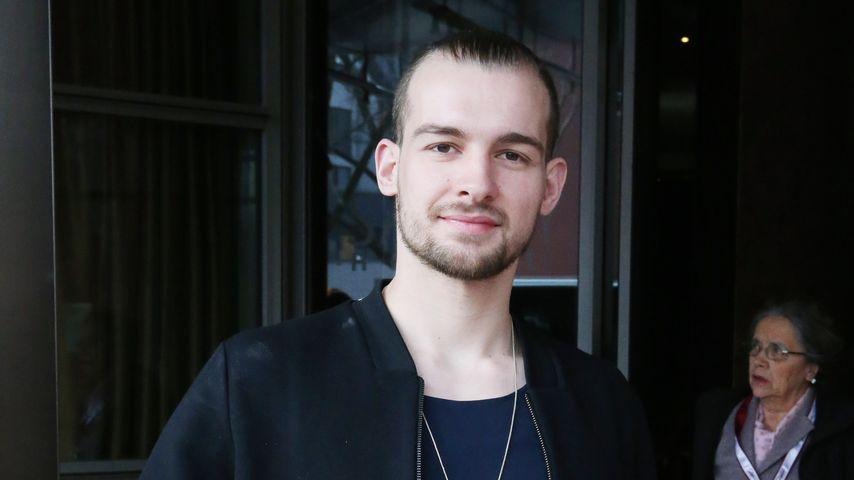Wegen Drogenzeit: Eric Stehfest dankbar für gesundes Baby
