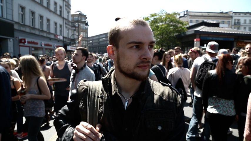 Online-Ableger: Eric Stehfest dreht GZSZ-Webstory