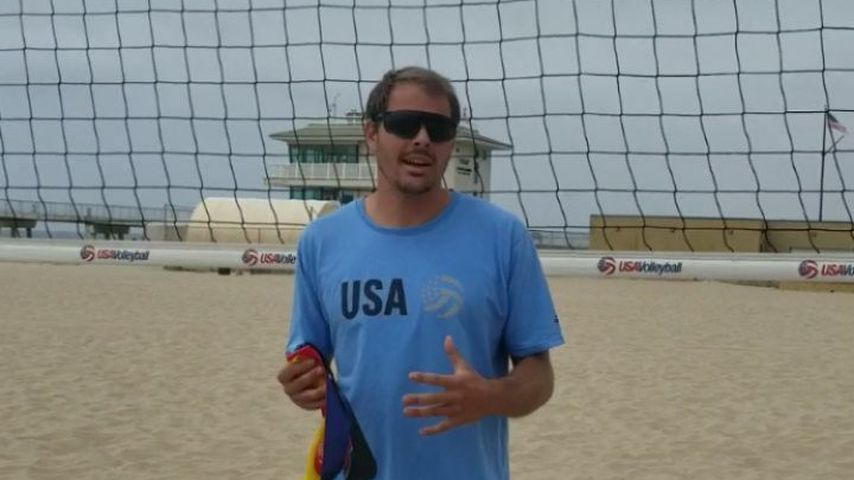 Eric Zaun, Profi-Volleyballer