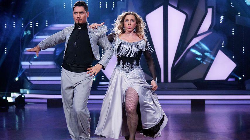 Anni Friesinger LetS Dance
