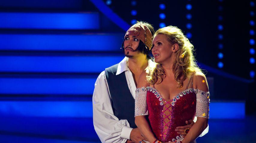 """Erich Klann und Magdalena Brzeska im """"Let's Dance""""-Finale 2012"""
