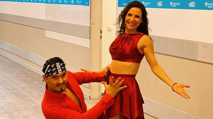 """Mocki schwanger: """"Let's Dance""""-Erich erfuhr es als Erster!"""