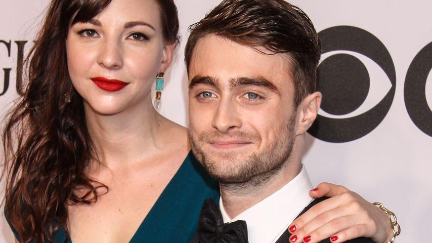 Daniel Radcliffe: Süßes Red Carpet-Debüt mit Erin