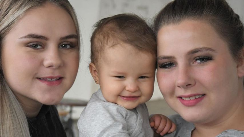 Estefania, Cataleya und Sarafina Wollny
