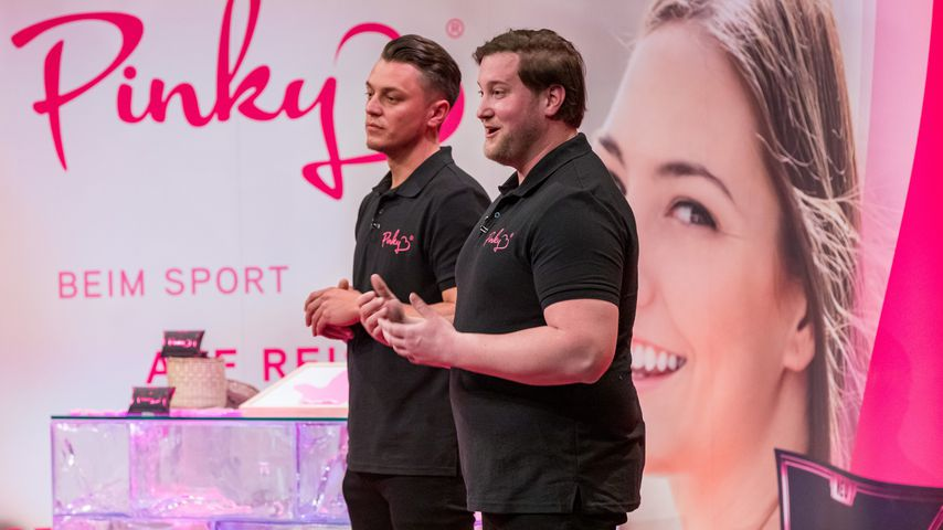 Pinky-Gründer Eugen Raimkulow und André Ritterwürden