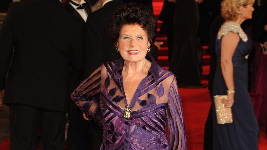 Allererstes Bond-Girl: Eunice Gayson (90) ist gestorben!