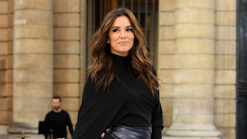 Eva Longoria in Paris, September 2019