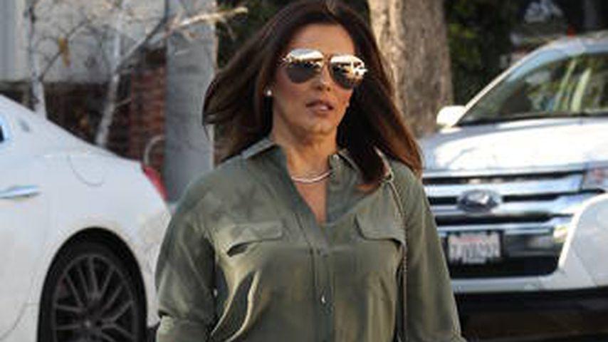 Luxus-Lady Eva Longoria: Wie teuer ist dieser Street Style?
