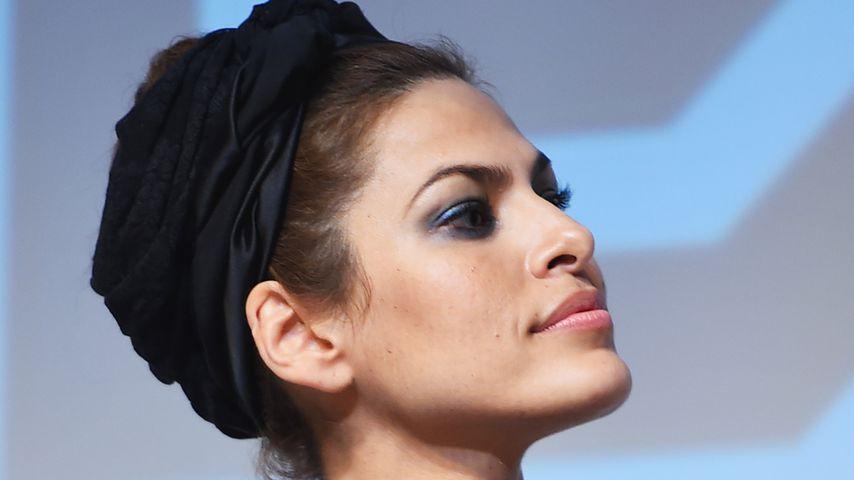 Eva Mendes: Darum hielt sie Schwangerschaft geheim