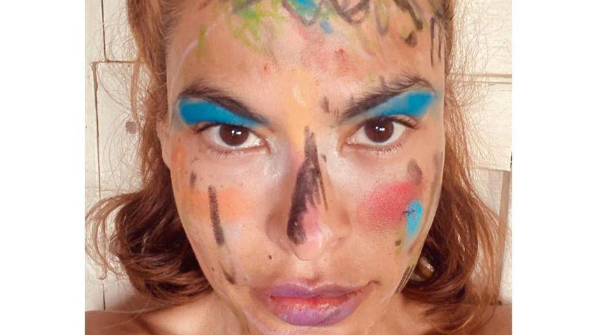 Eva Mendes, 2020