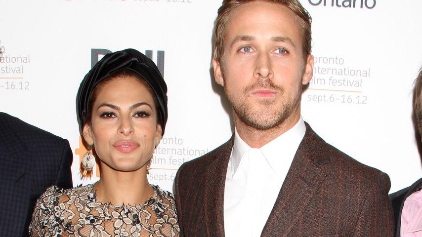 Zu früh gefreut! Eva Mendes & Ryan Gosling nicht verheiratet