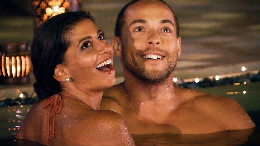 Viel Leidenschaft: Das sagt Bachelor Andrej & Evas Kuss aus!
