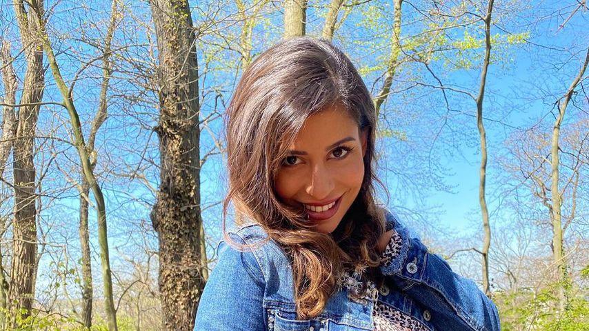 Trotz Liebesdrama: Eva Benetatou teilt süßes Babybauchbild