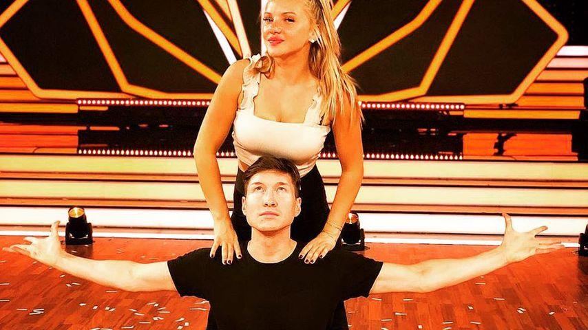 """""""Manchmal weine ich"""": Evelyn über """"Let's Dance""""-Training"""
