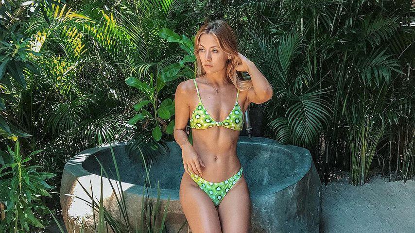 Evelyn Konrad im Urlaub