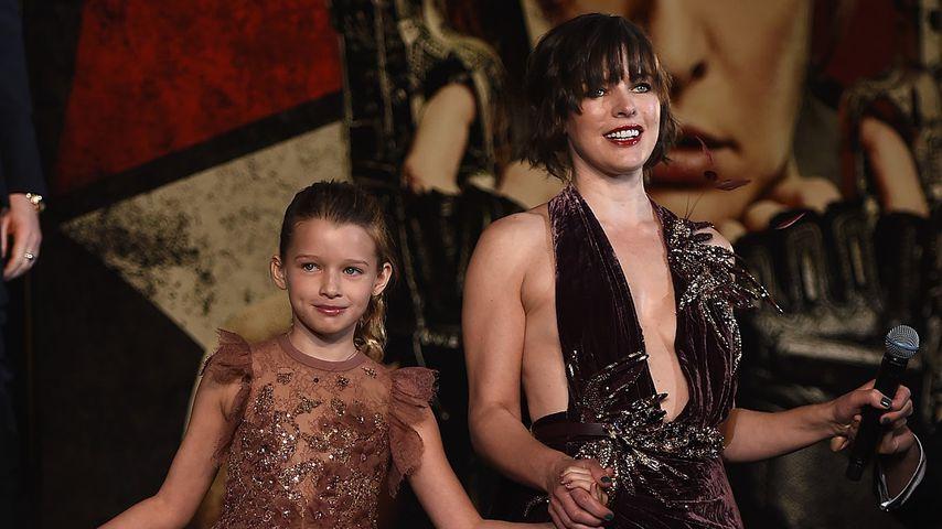 Milla & Alessandra: Mega-Glamour bei der Berlin Fashion Week