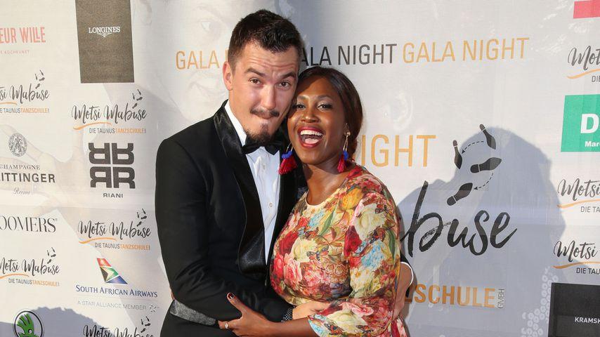 Nach Geburt: So will Motsi Baby, Mann und Karriere schaukeln