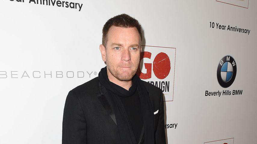 Nach Fremdgeh-Skandal: Ewan McGregor reicht Scheidung ein