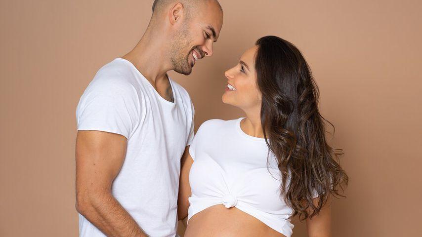 Fabian Nickel und Ziania Rubi im Dezember 2019